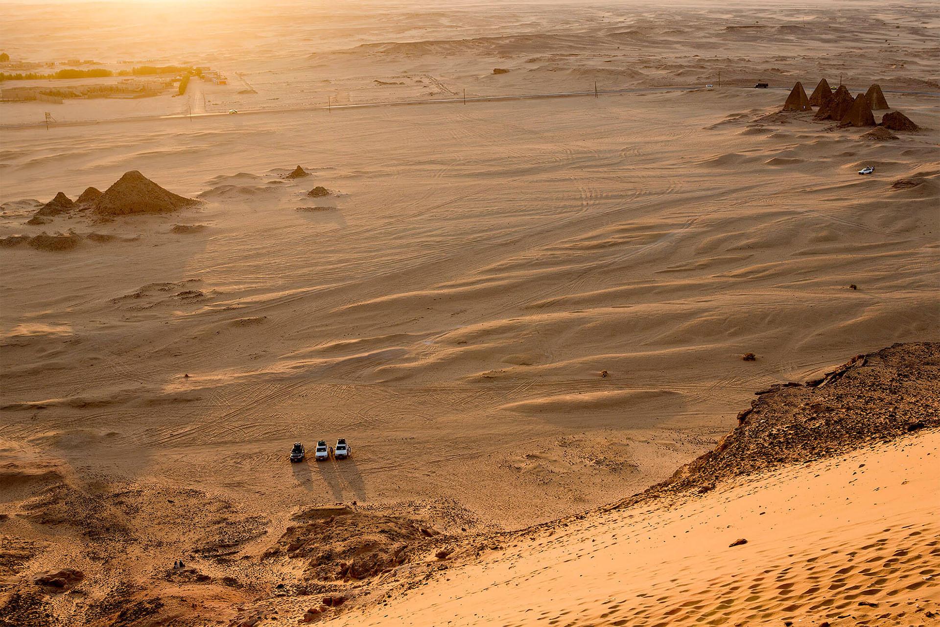 Desierto Sudán