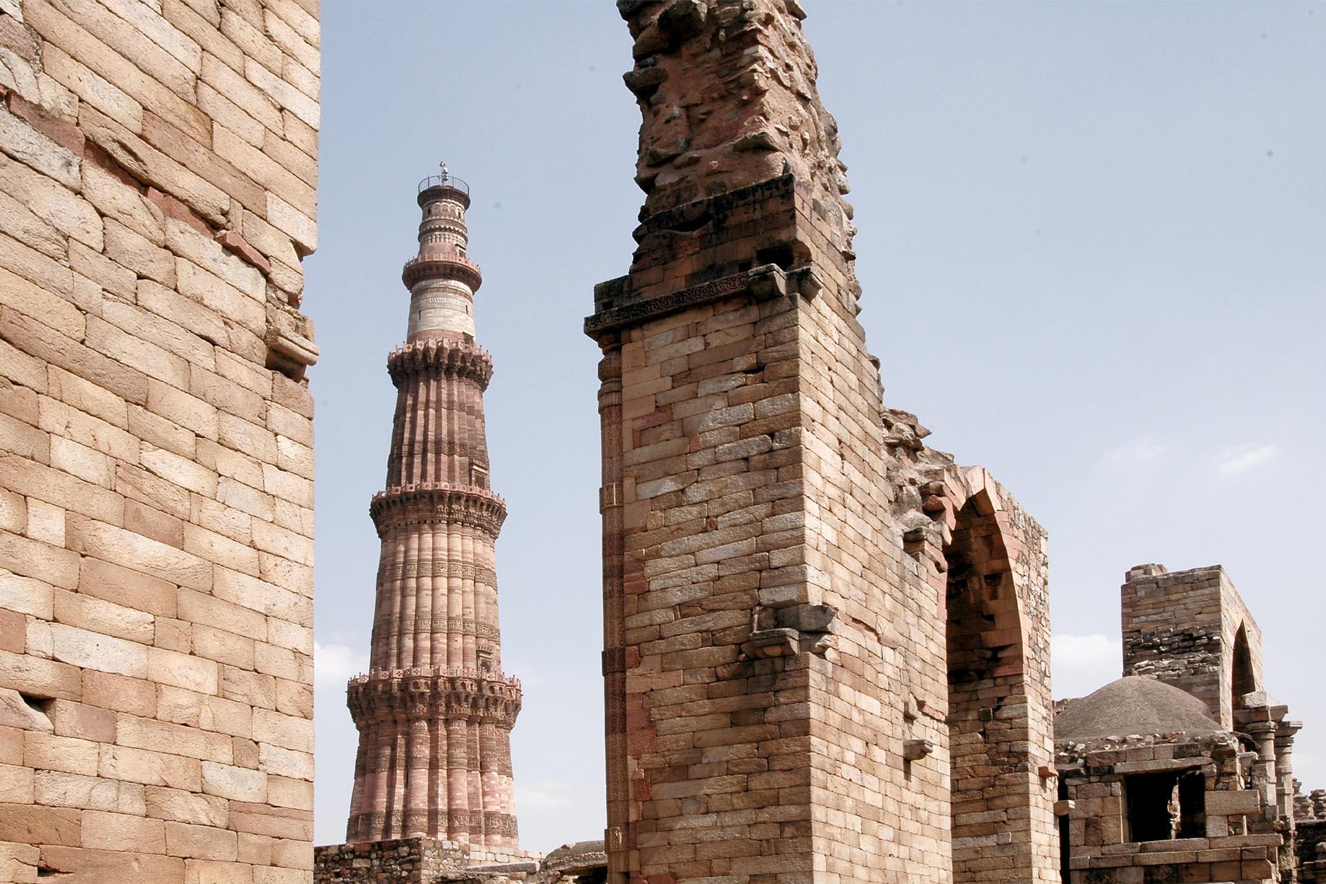 Delhi_Qutub Minar