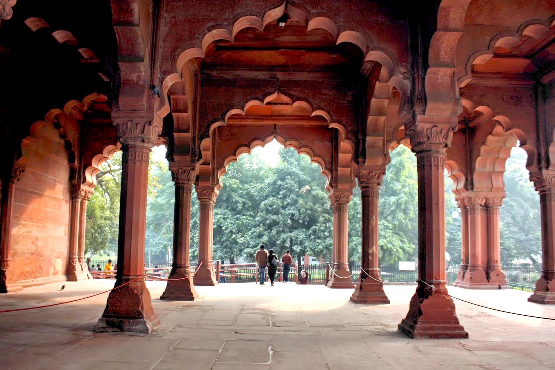 Delhi_Fuerte Rojo